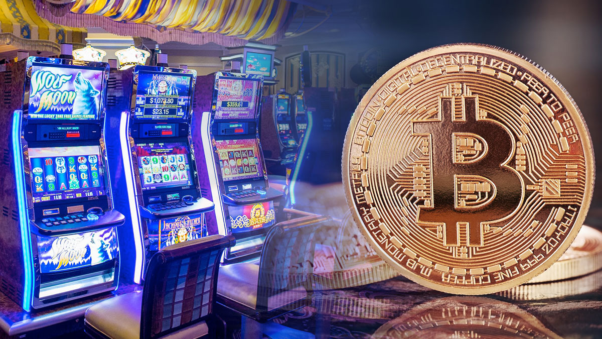 Bitcoin Slot Machines - Are Land Based Casinos Looking for Bitcoin Slots?
